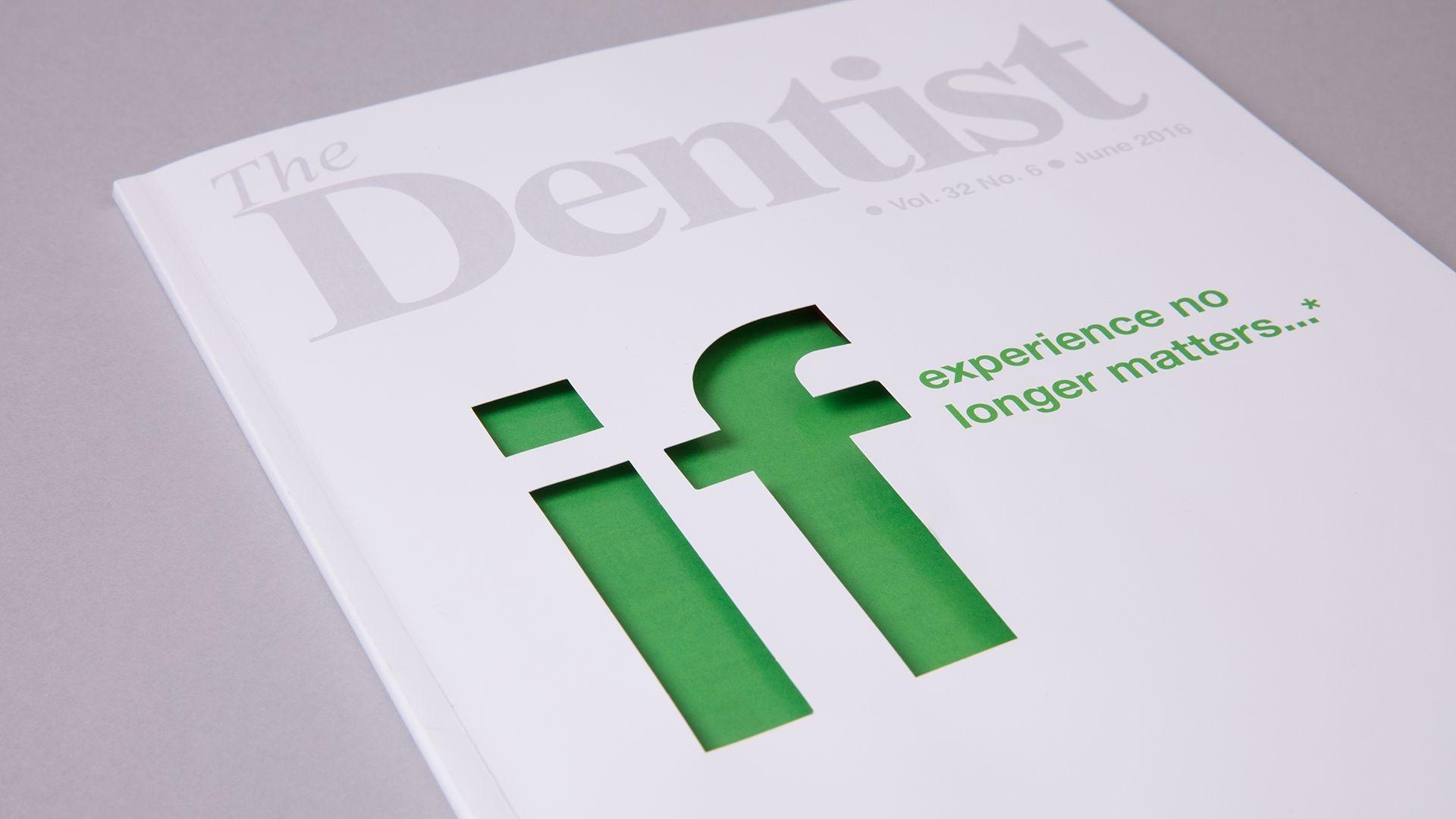 Denplan If Magazine Cover