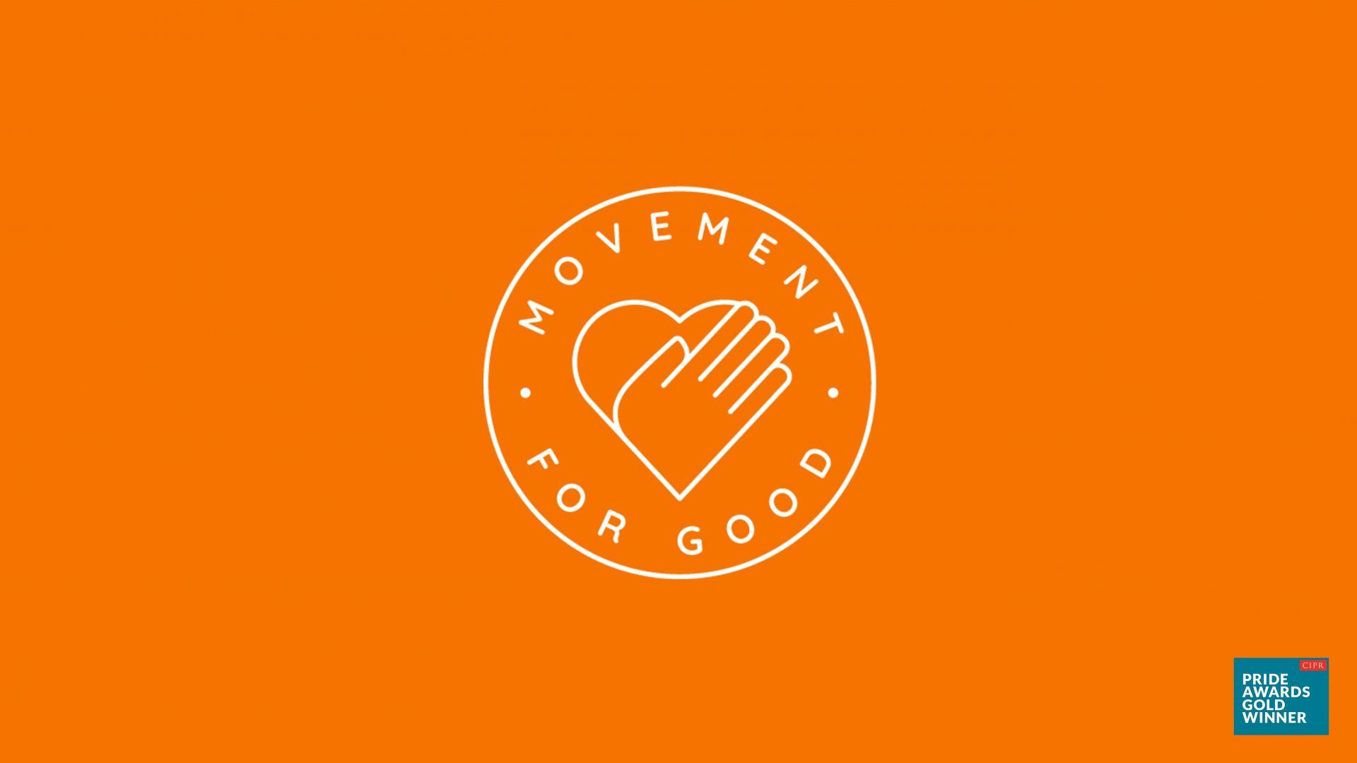 Ecclesiastical Movement Fod Good Logo Identity Design 3