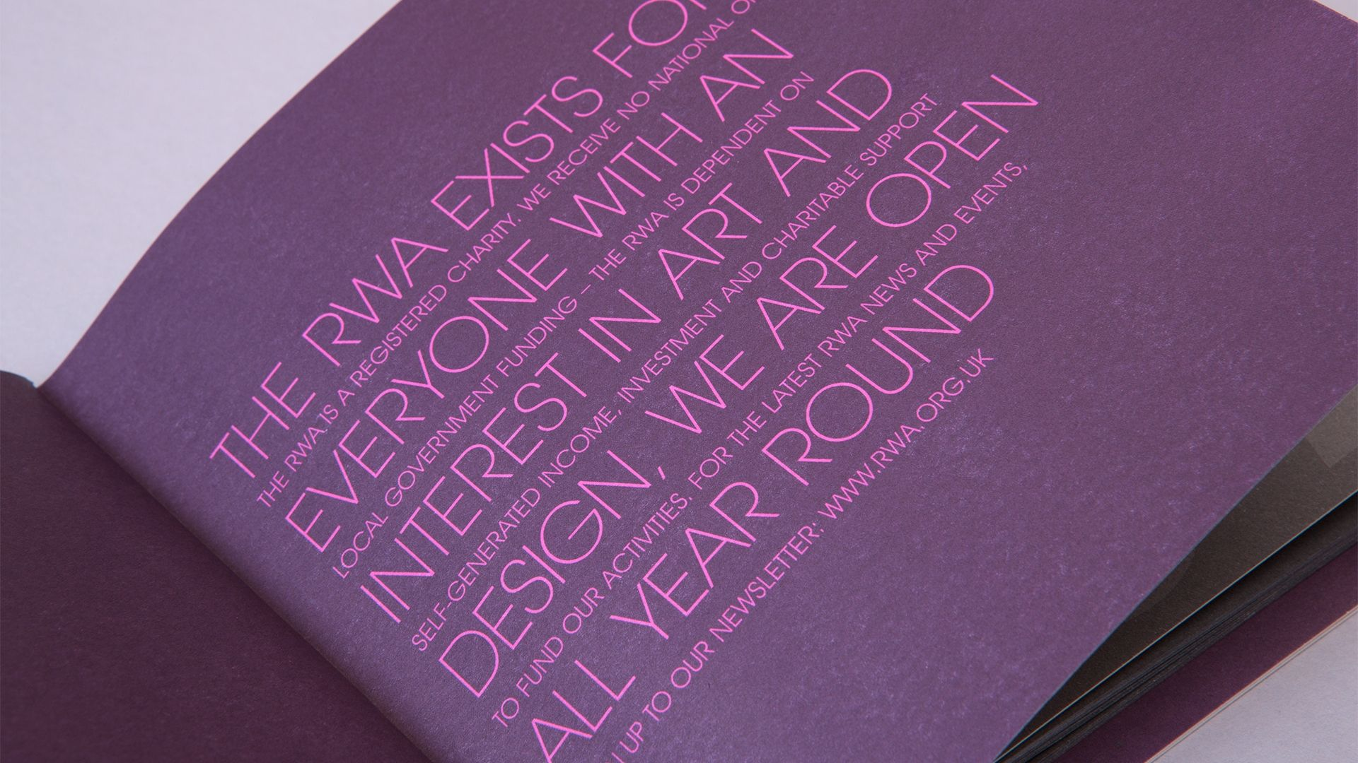 Royal West of England Academy Art Exhibition Catalogue