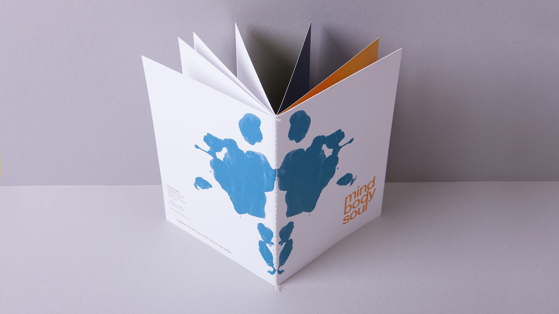 Simplyhealth Mind Body Soul Book Cover