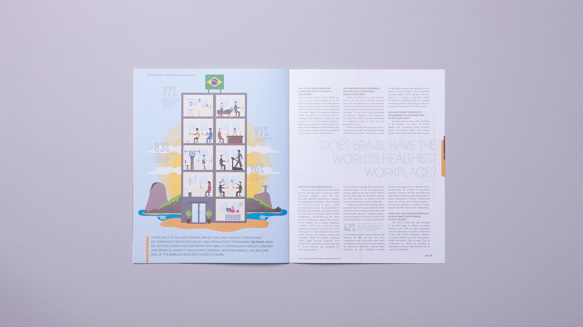 Fable United Healthcare Global Beyond Magazine 25
